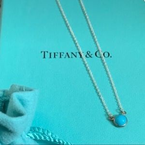 Jewelry - Tiffany and co color by the yard necklace